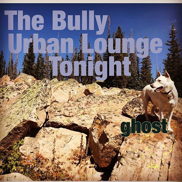 Well, we can't seem to kill this thing, guess it's time to embrace it. I put a nail through my finger a couple weeks ago. It might get loose tonight, good thing it's a bully gig. We have some very special guests joining us, including first time Bully @willsartainut . Come hang out. Starts at 9, we play last, probably around 11/11:30.