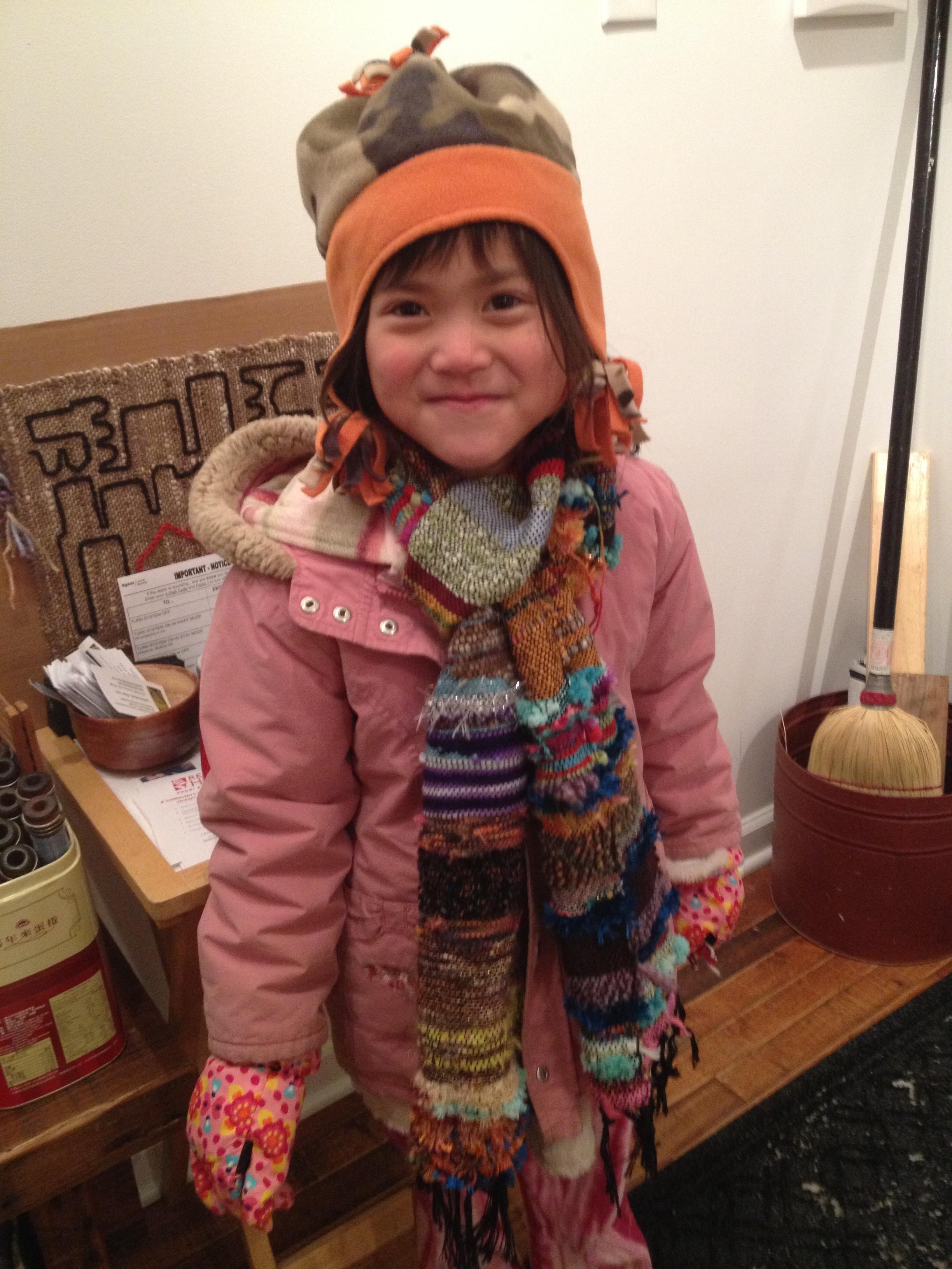 2014-01-22 Zoe's scarf!.jpg