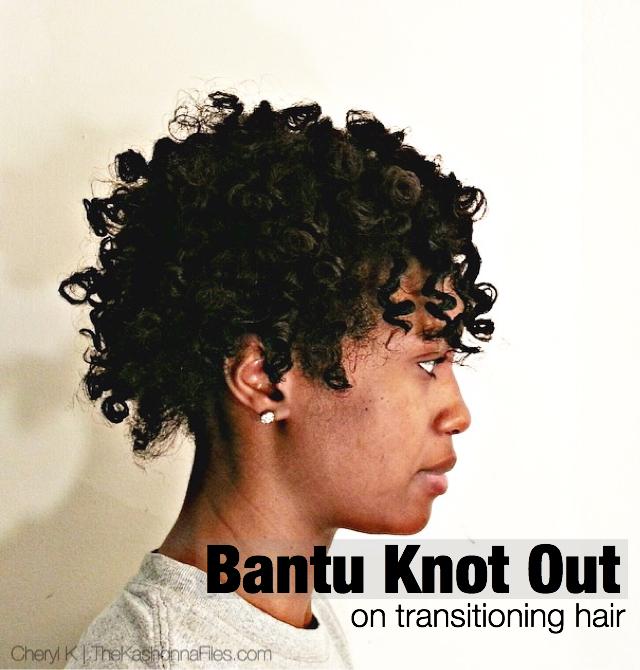 bantu knot out