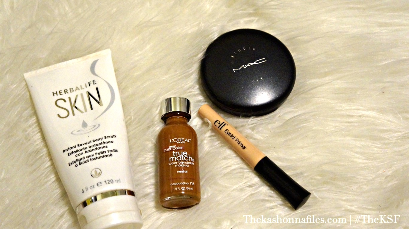 Some of my favorite skin and make up products