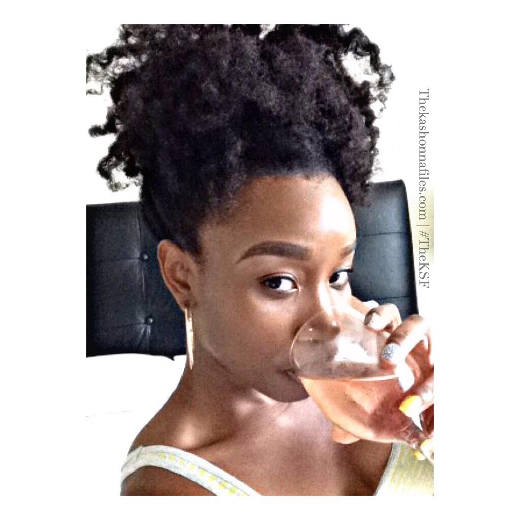 white wine, the kashonna files