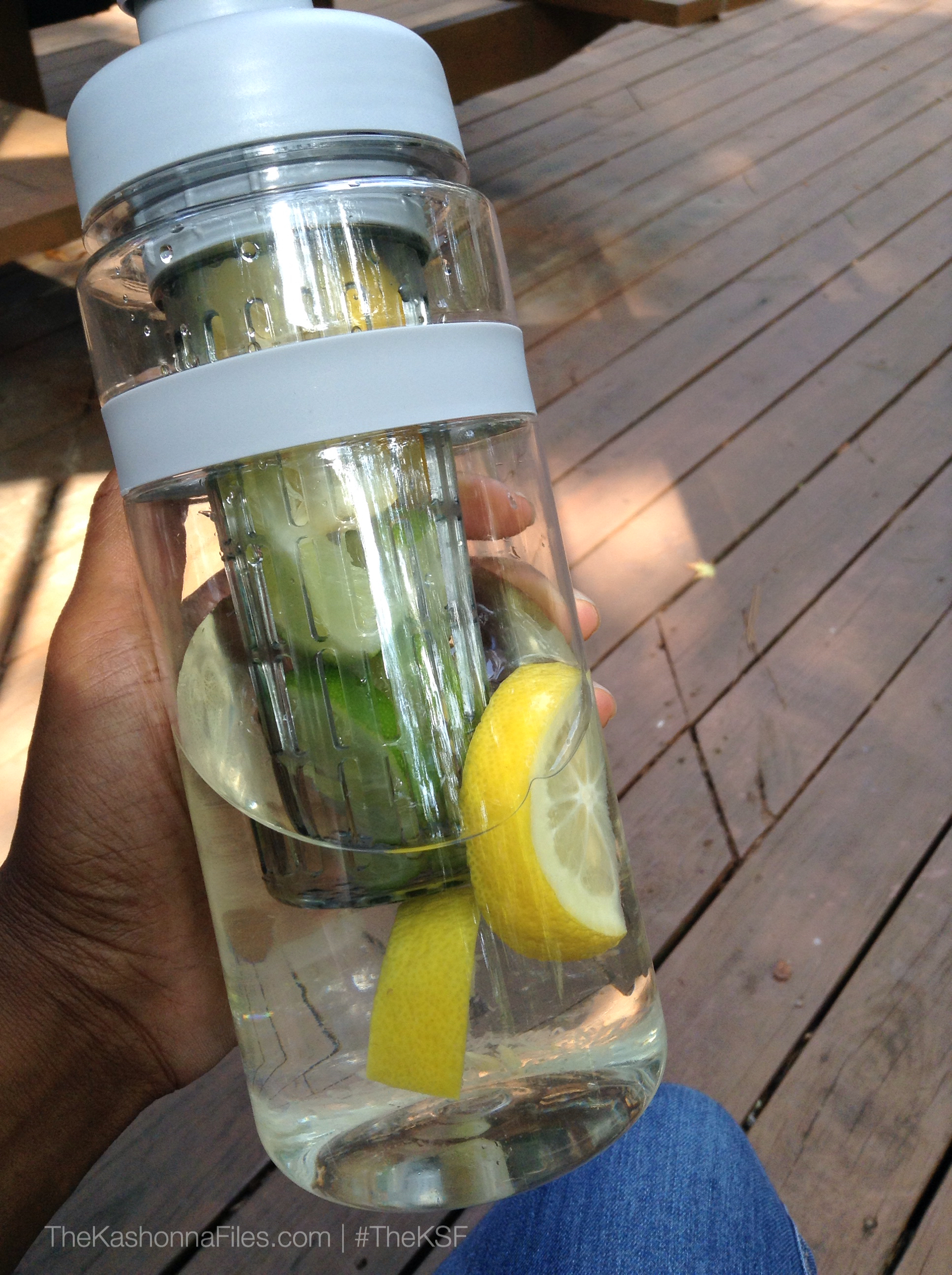 infused water, the kashonna files