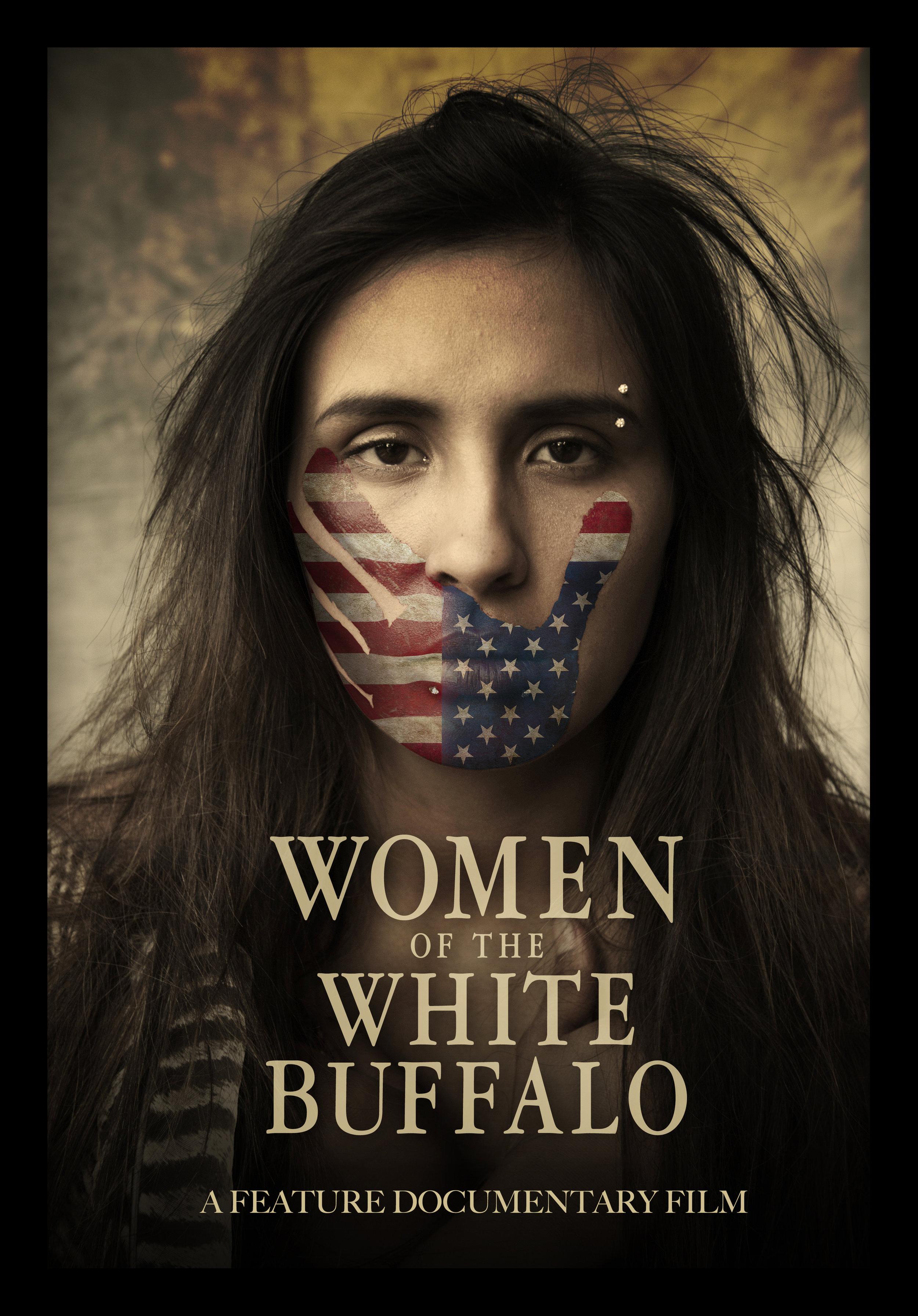 Women Of The White Buffalo Poster Art