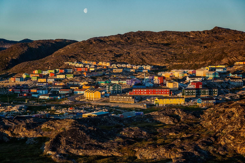 Housing, Ilulissat, Greenland