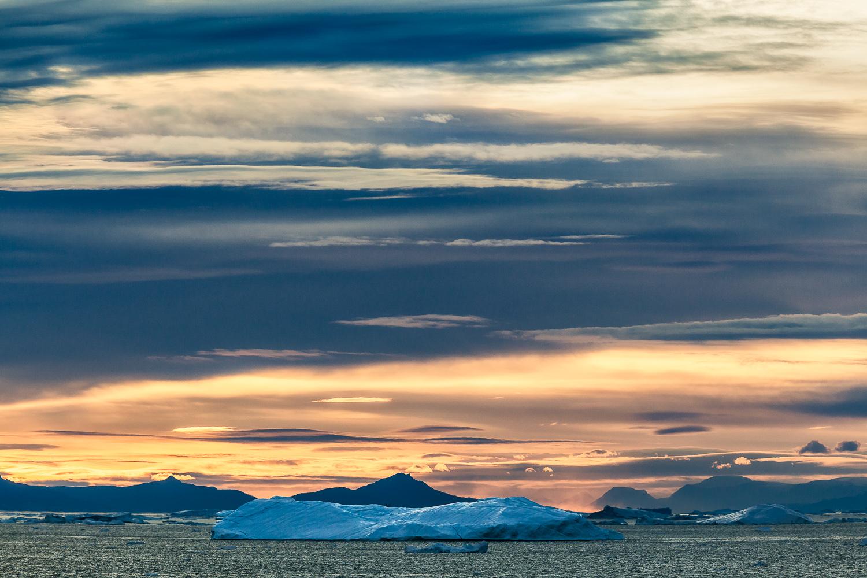 Ice and Sky, Ilulissat, Greenland