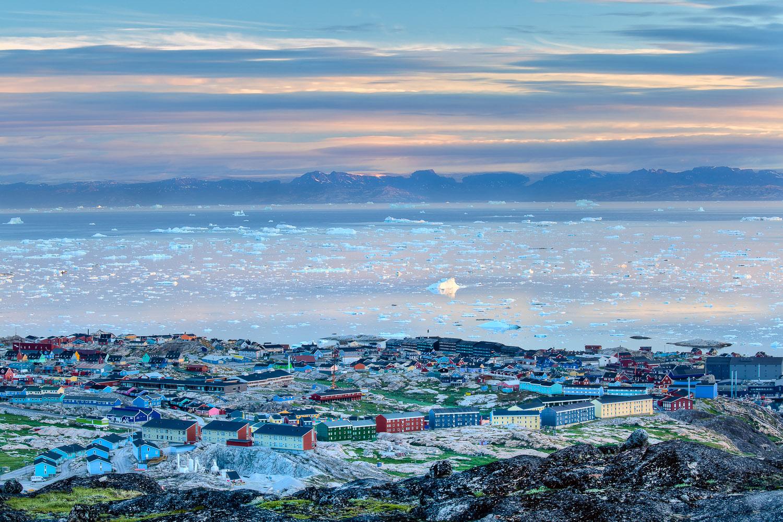Living on the Edge, Ilulissat, Greenland