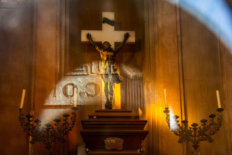 Crypt, La Recoleta Cemetery, Buenos Aires, Argentina