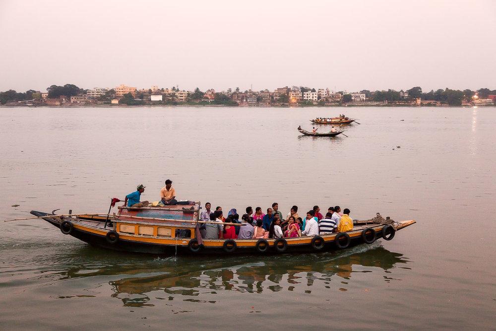 River Taxi, Kolkata, India