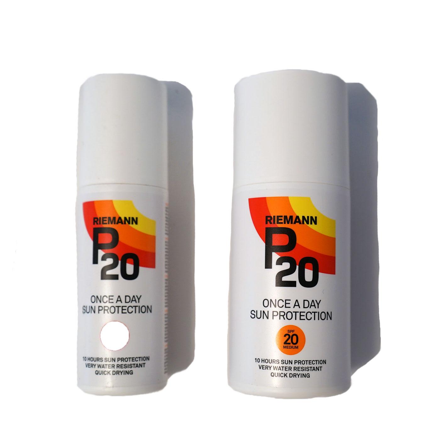 REIMANN P20 • Sun Protection • 30 USD