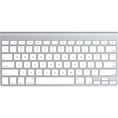 APPLE • Wireless Keyboard • 72 USD
