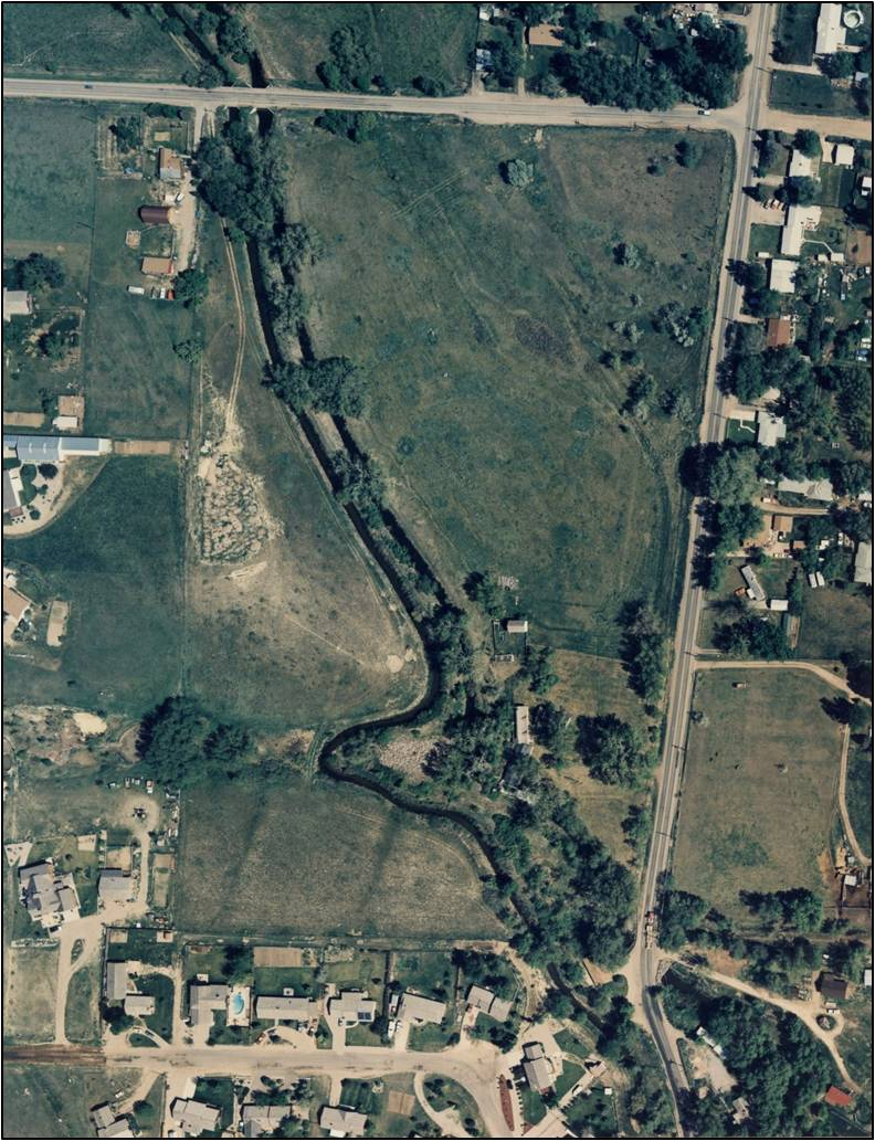 Aerial view of water works (click to enlarge)