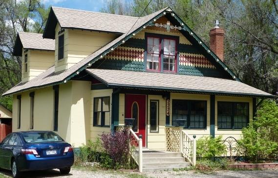 The Dougherty house