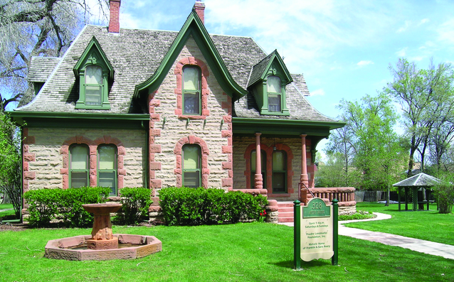 Avery House 042910 Susan Hoskinson.jpg