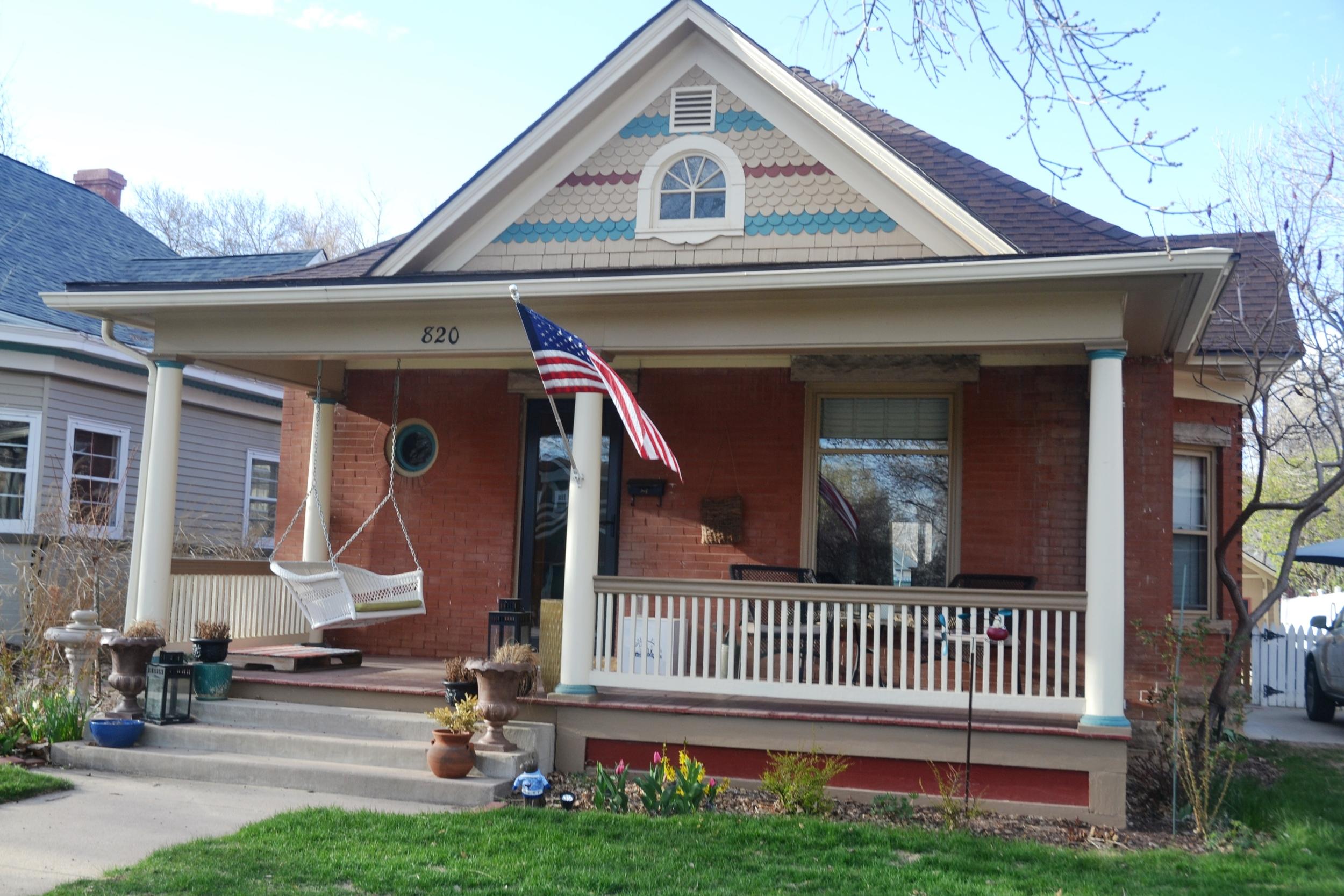 W.E. Kidder House