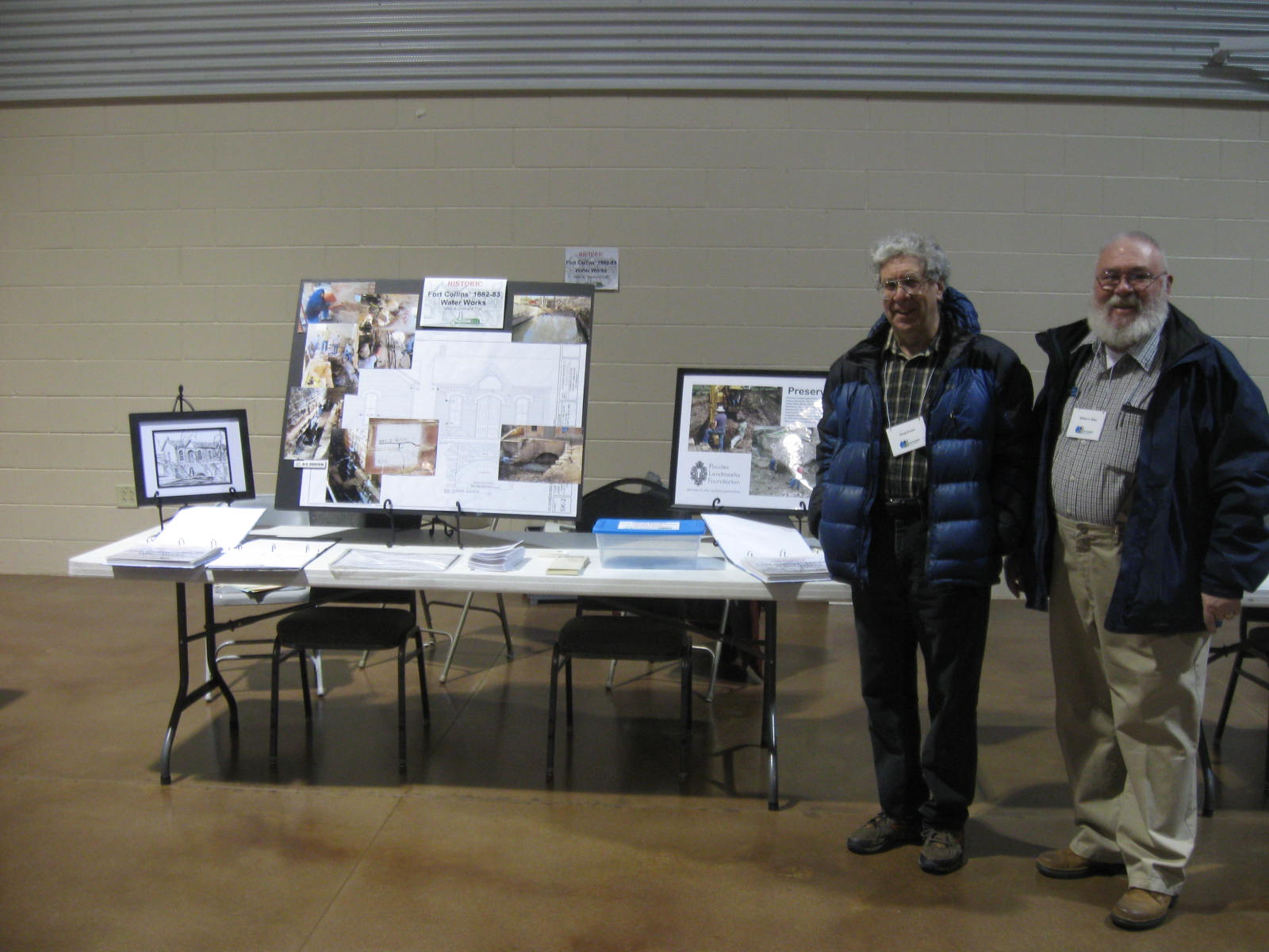 Friends of the Water Works represent at Poudre River Forum