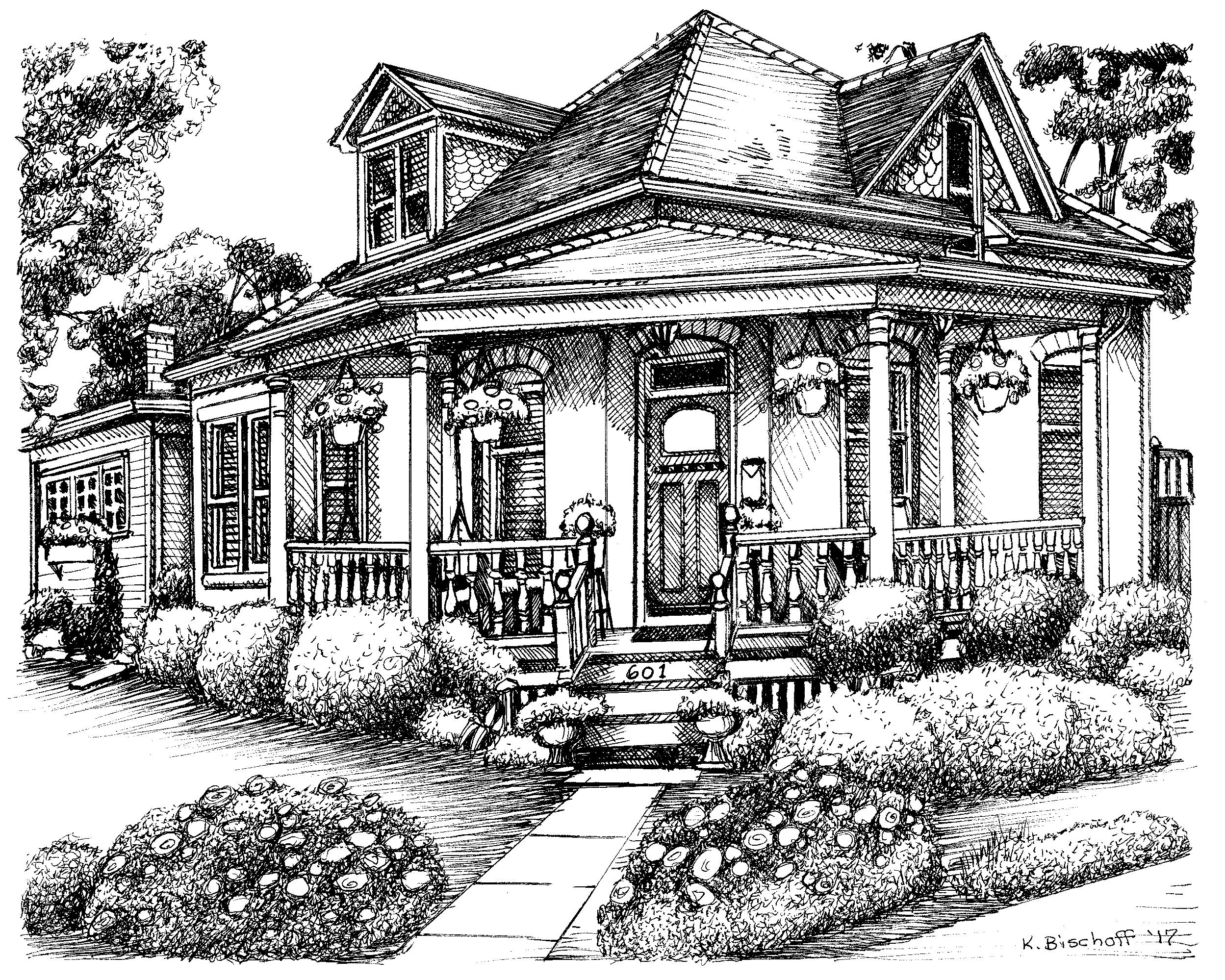 2017 Historic Homes Tour