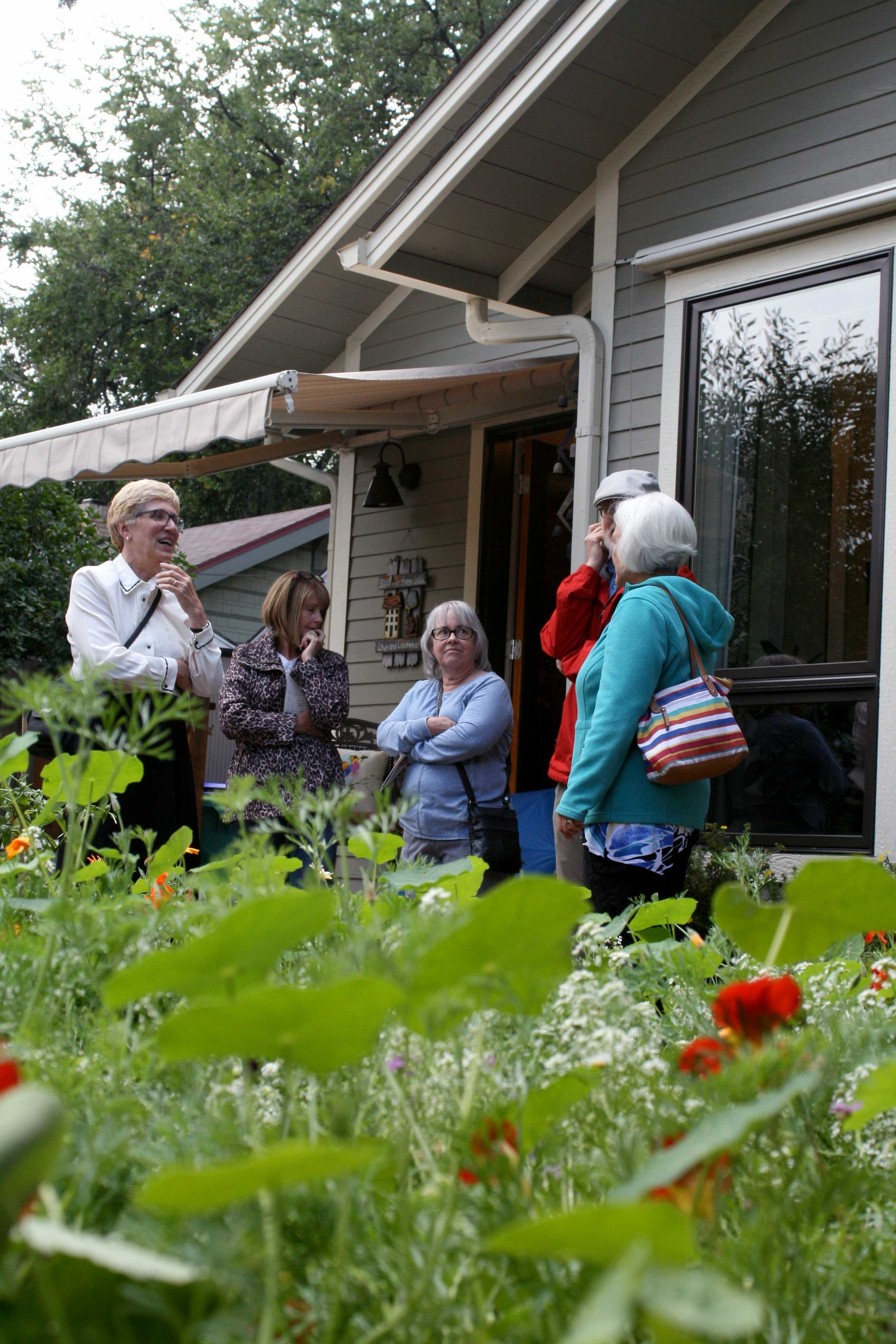 The Pinkerton's share the story of their Old Town Fort Collins home