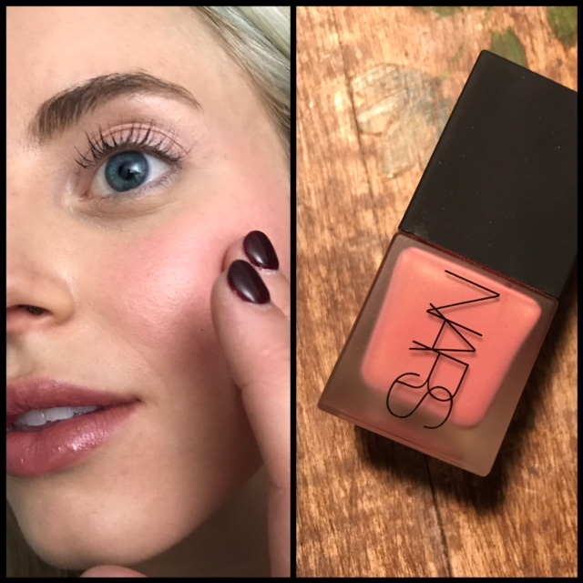 We are both heavily obsessed with the NARS liquid blushes, they are so gorgeous and easy to use!