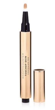 New fav!! No this is not YSL its Beauty Counter and very similar to the classic Touche Eclat but Beauty Counter brings better coverage