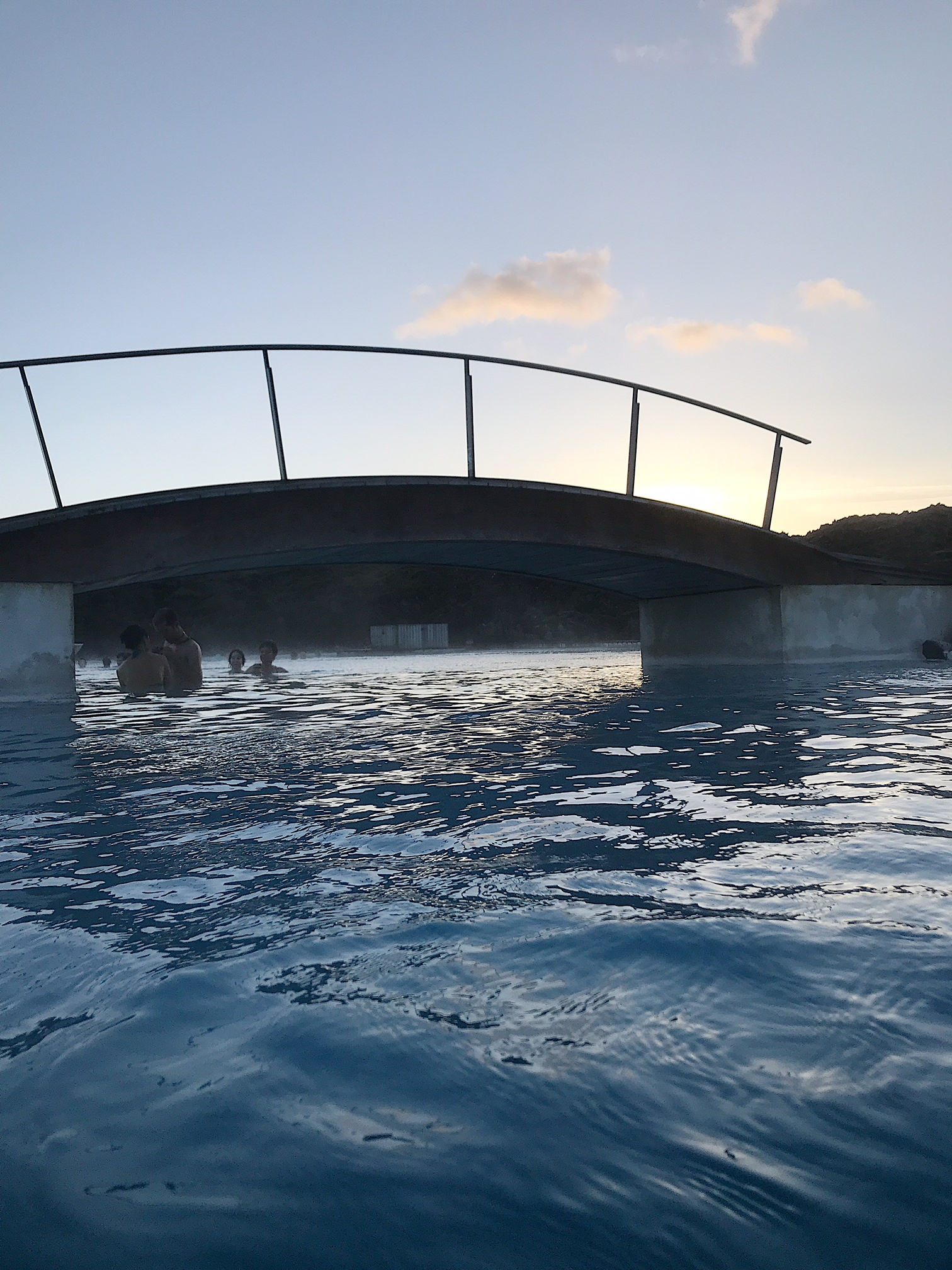 The was the one thing I was most excited about doing in Iceland and we spent the entire day in the Blue Lagoon! Absolutely gorgeous, we opted in for the VIP package with complimentary extras like robes, beers and mud masks