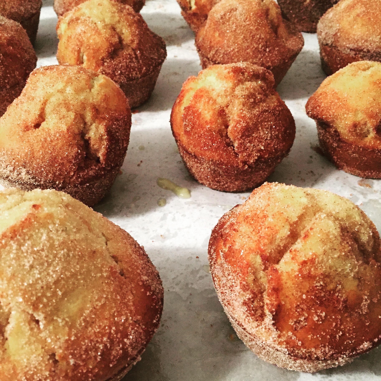 Muffin-Tin Donuts