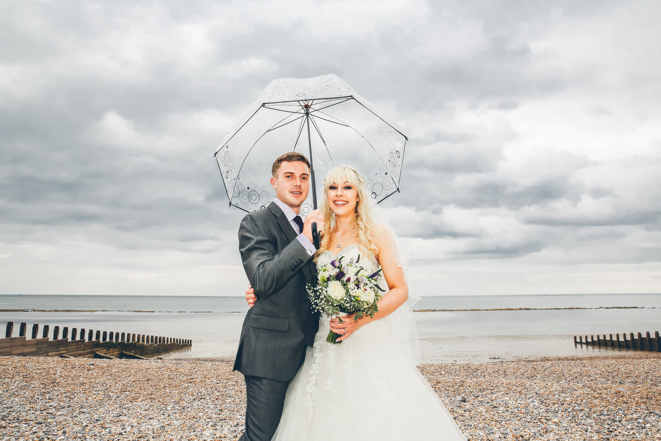 Ami & Liam - All Saints Chapel - Eastbourne