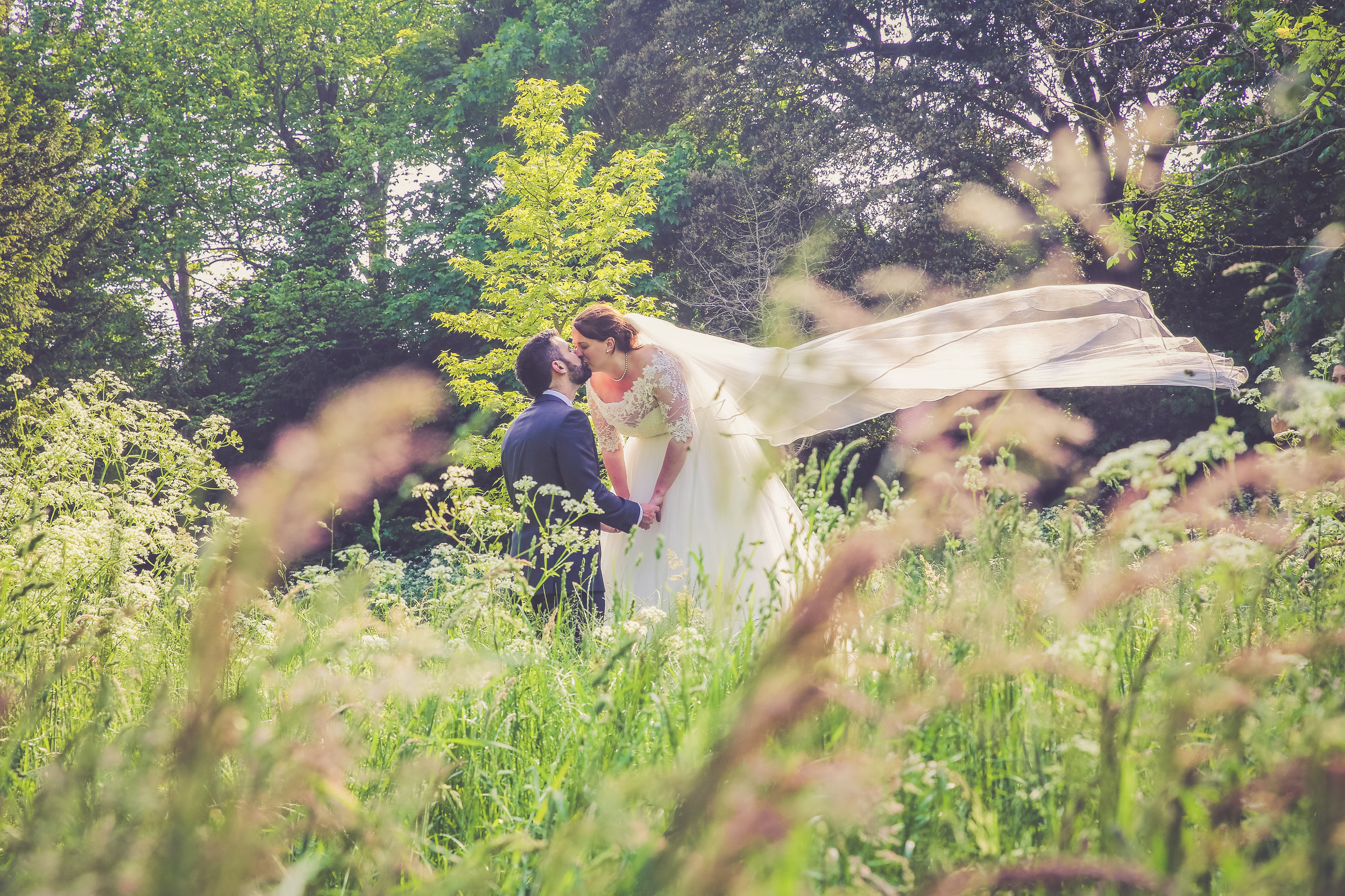 Zoe & James - Gildredge Manor - Eastbourne
