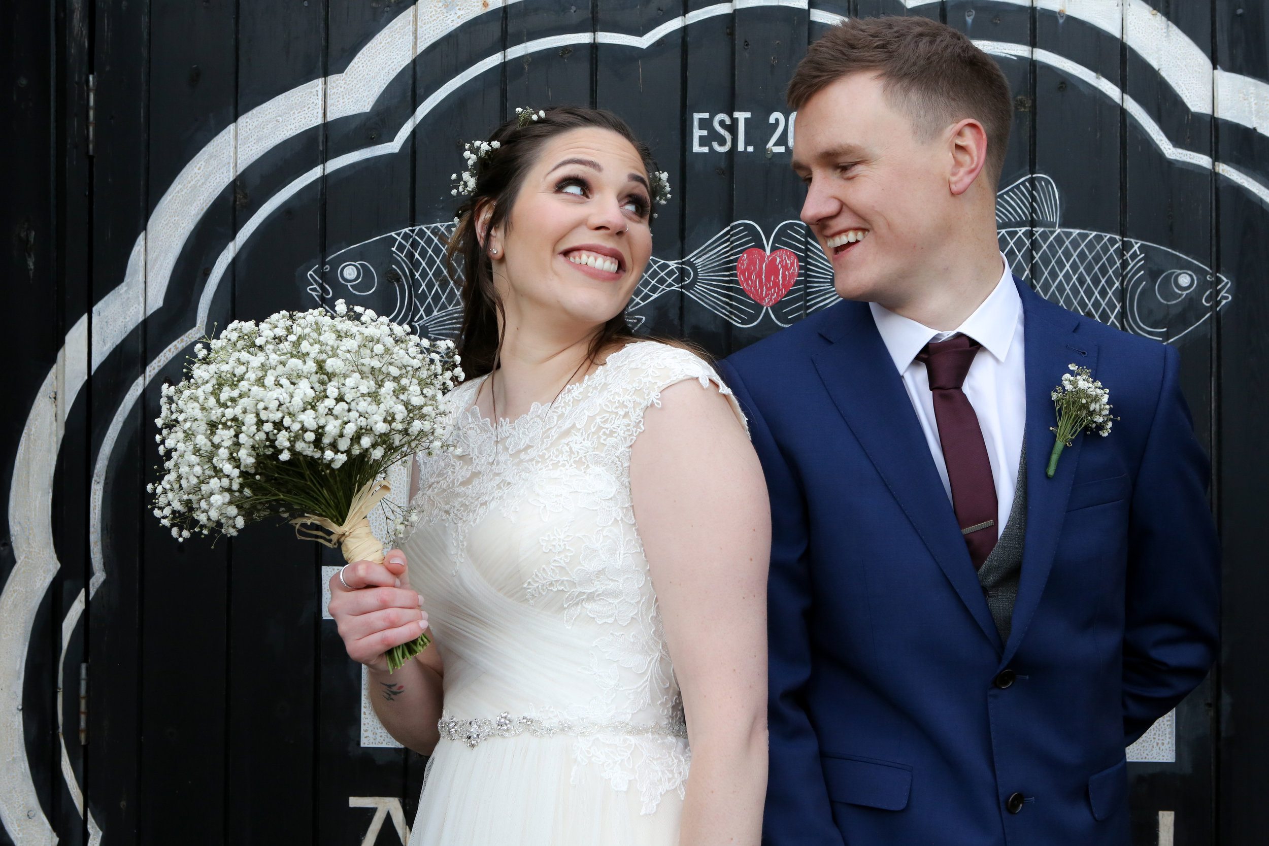 Lauren & Scott - The Bell Ticehurst