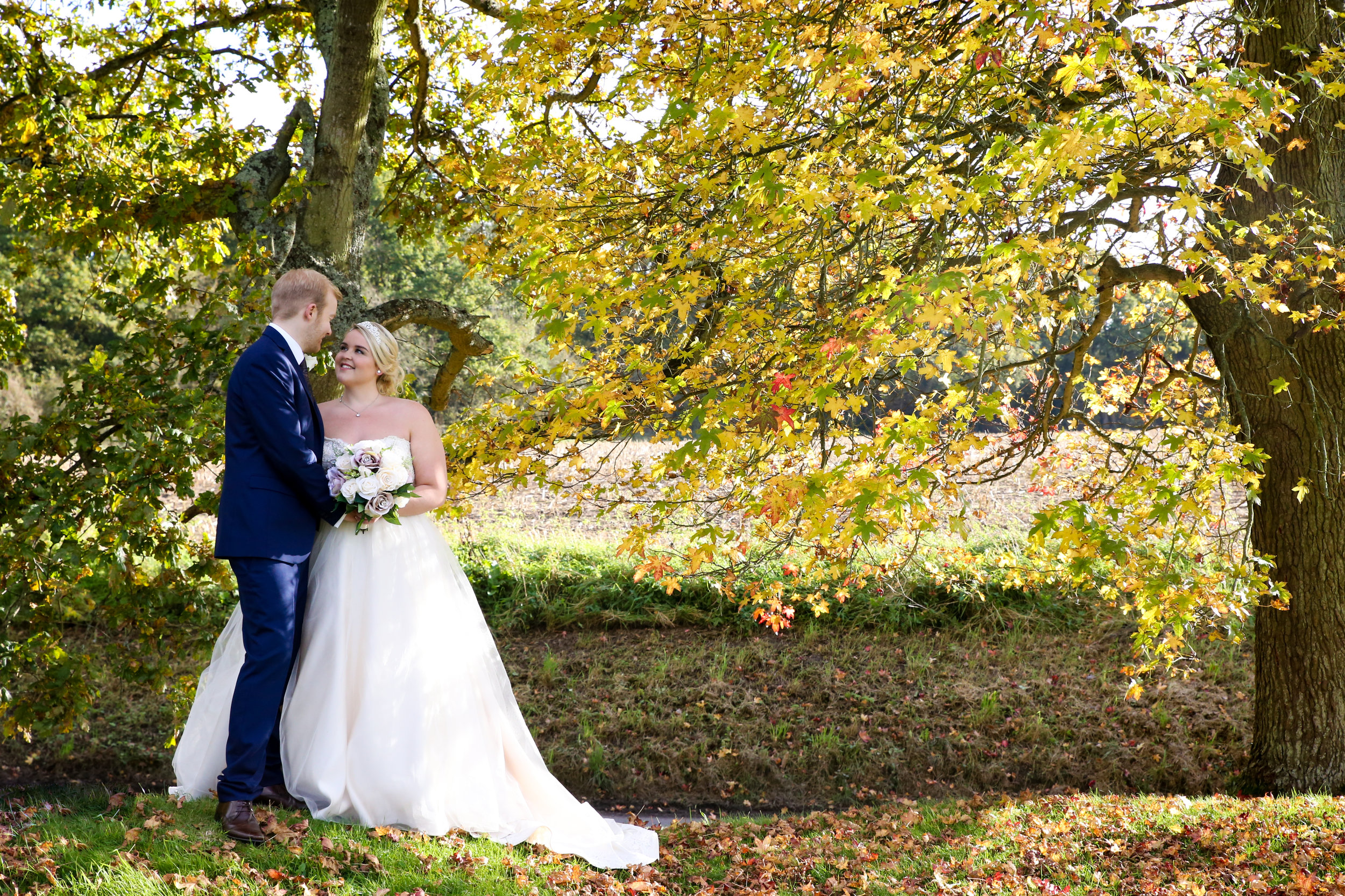 Laura & Lance - Southdowns Manor