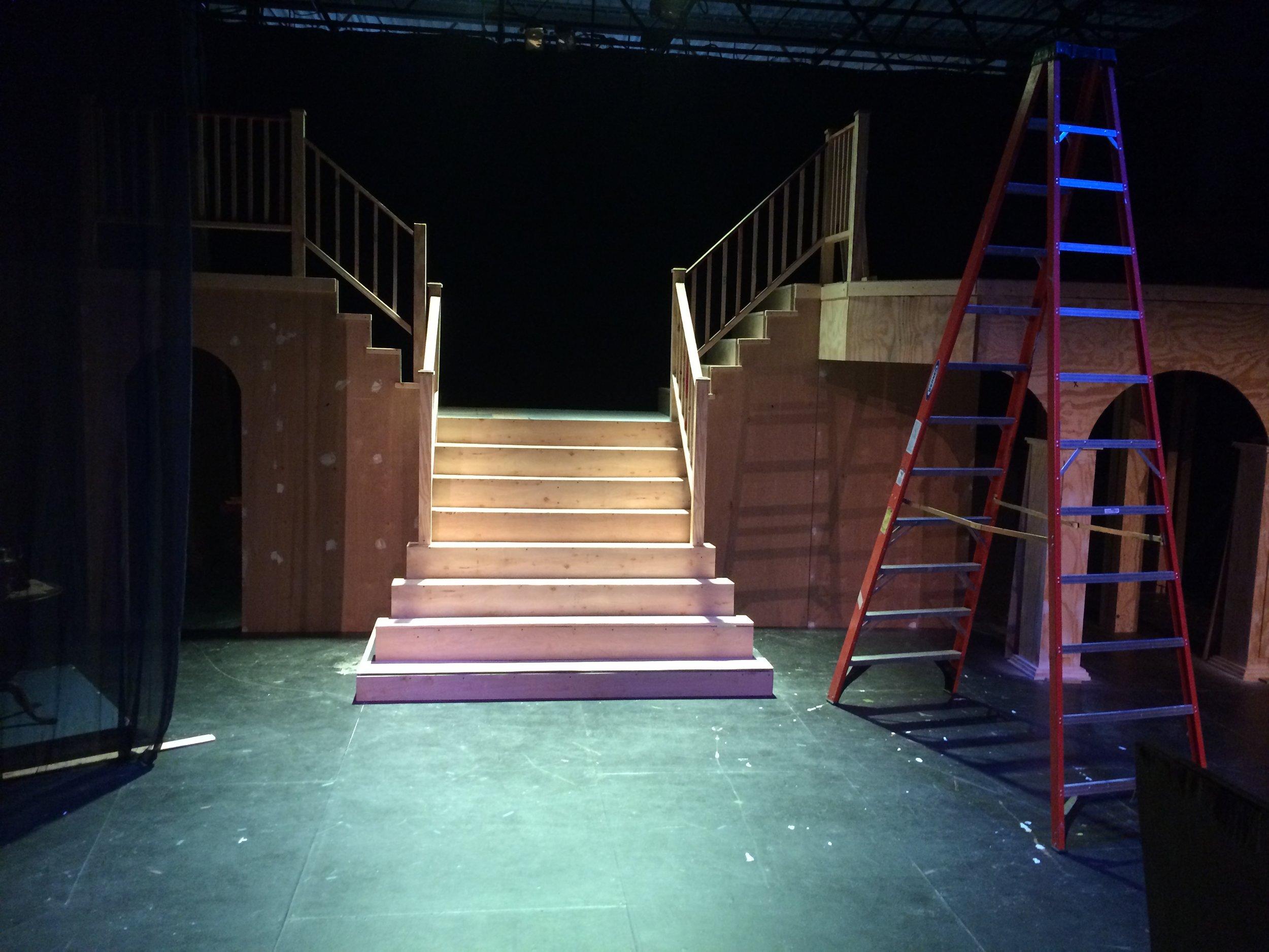 """Mrs. Charles"", Freshwater Theatre"
