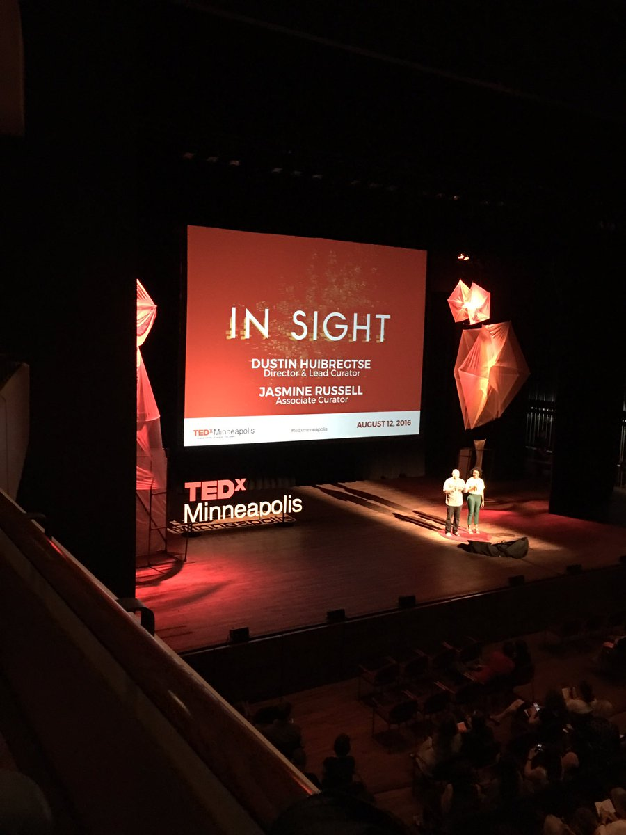 """InSIGHT"", TEDxMinneapolis"