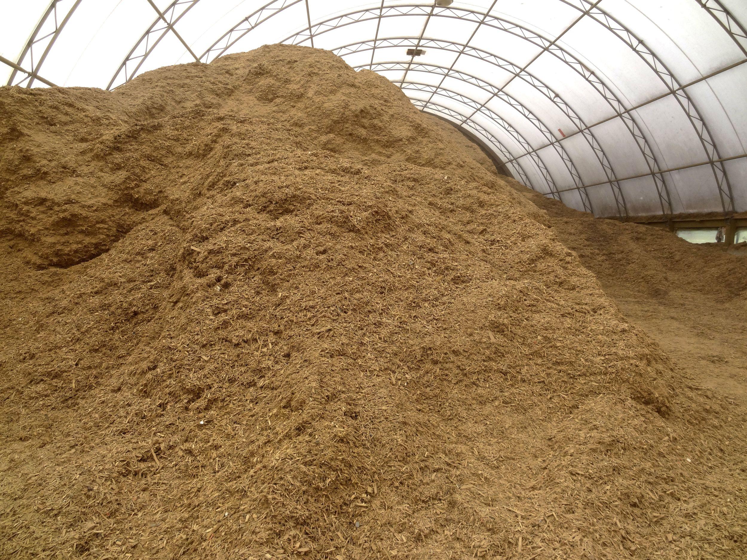 Animal Bedding Biomass