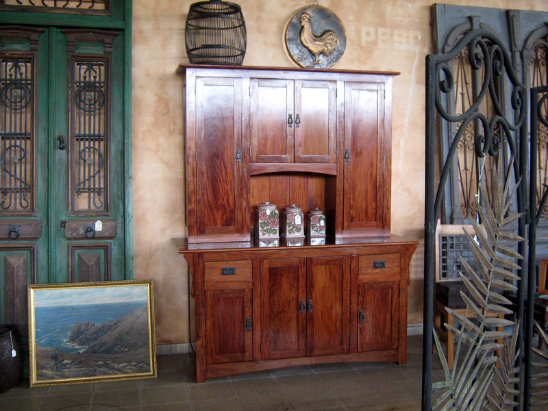 Solid Cedar Sideboard