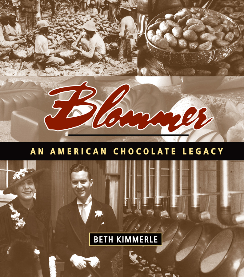 Bloomer Chocolate
