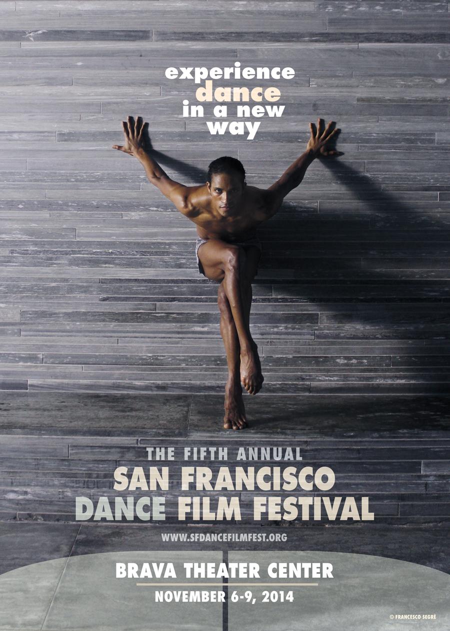 SF Dance Film Fest 2014 Poster