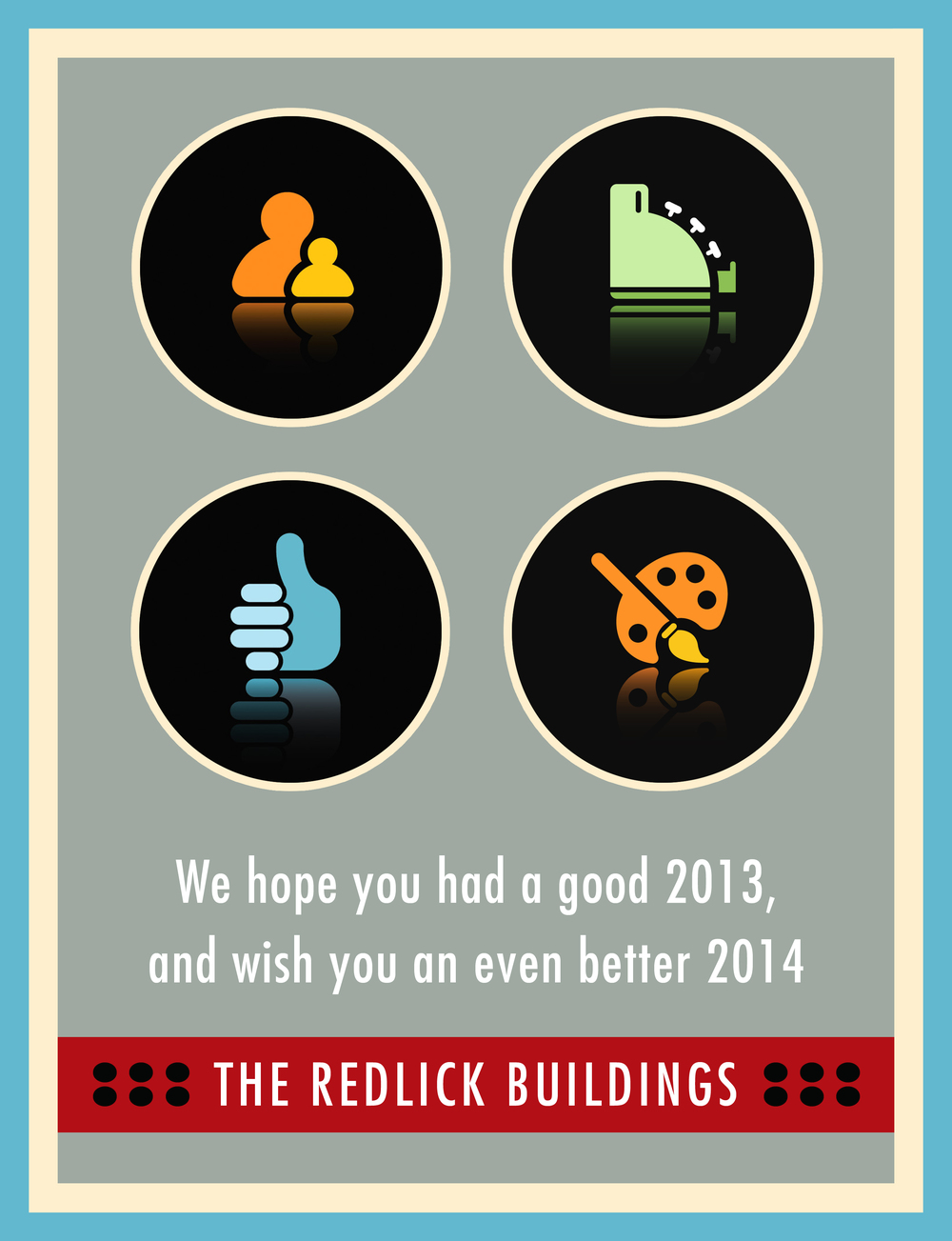 Redlick Poster
