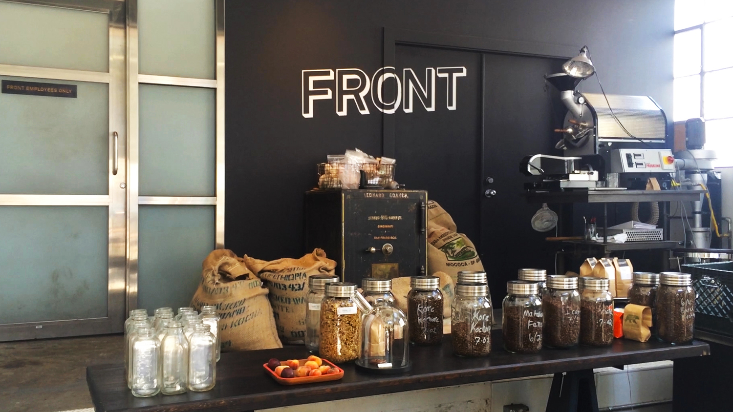 Front Cafe