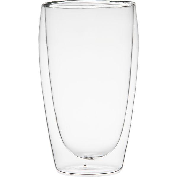 Glass-in-glass Tumbler