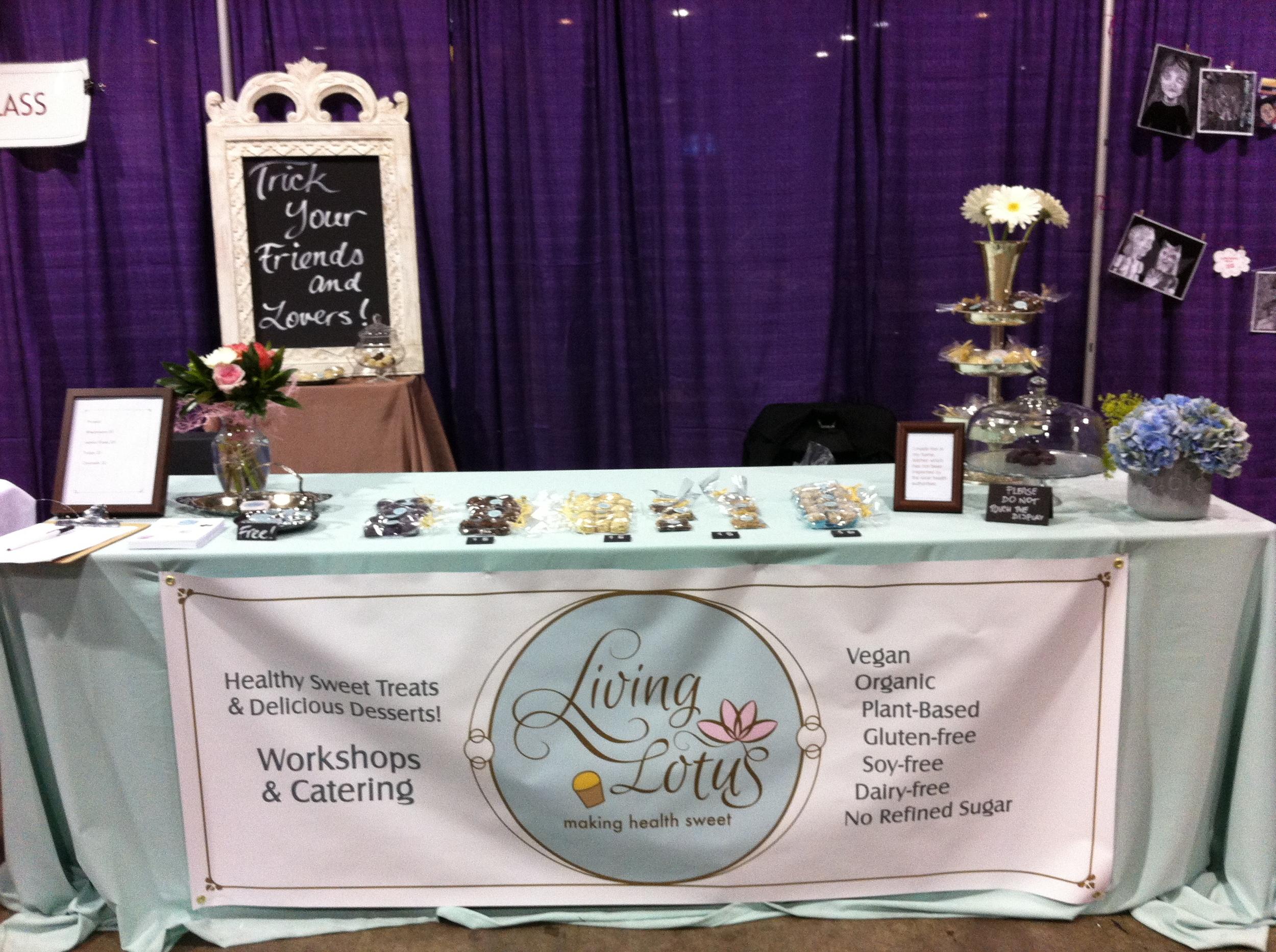 Living Lotus Food & Nutrition: Making Health Sweet!
