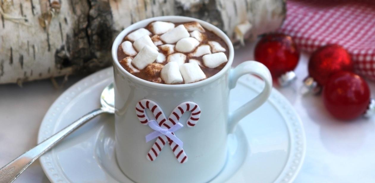Gluten-Free Hot Chocolate, Dairy-Free Too!