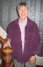 Writer Joan Smith