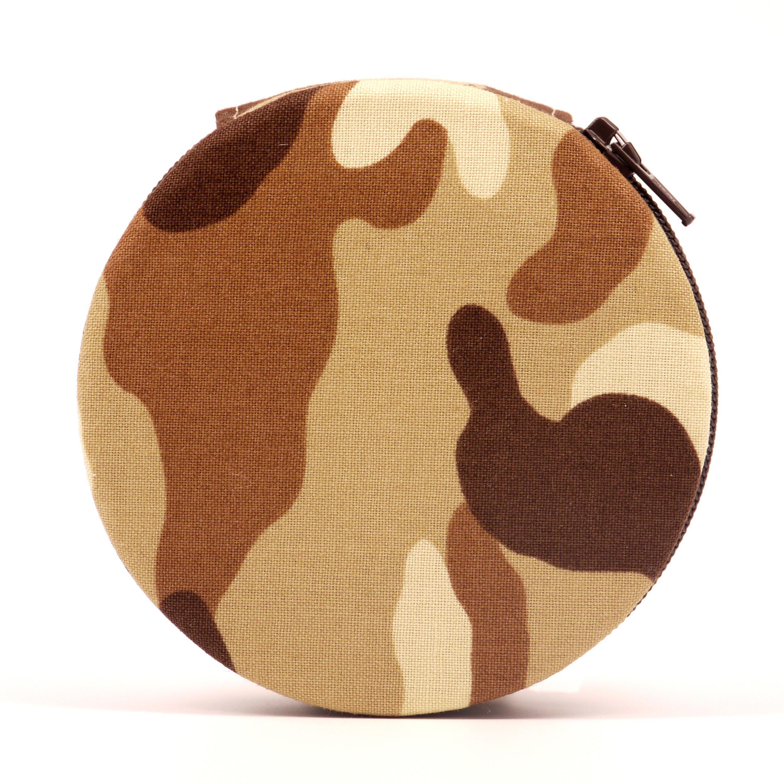 Camouflage Printed Pill Organizer