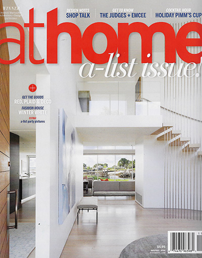 At Home A-List Issue - 2016