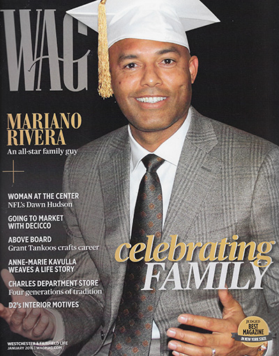 WAG Magazine - January 2016