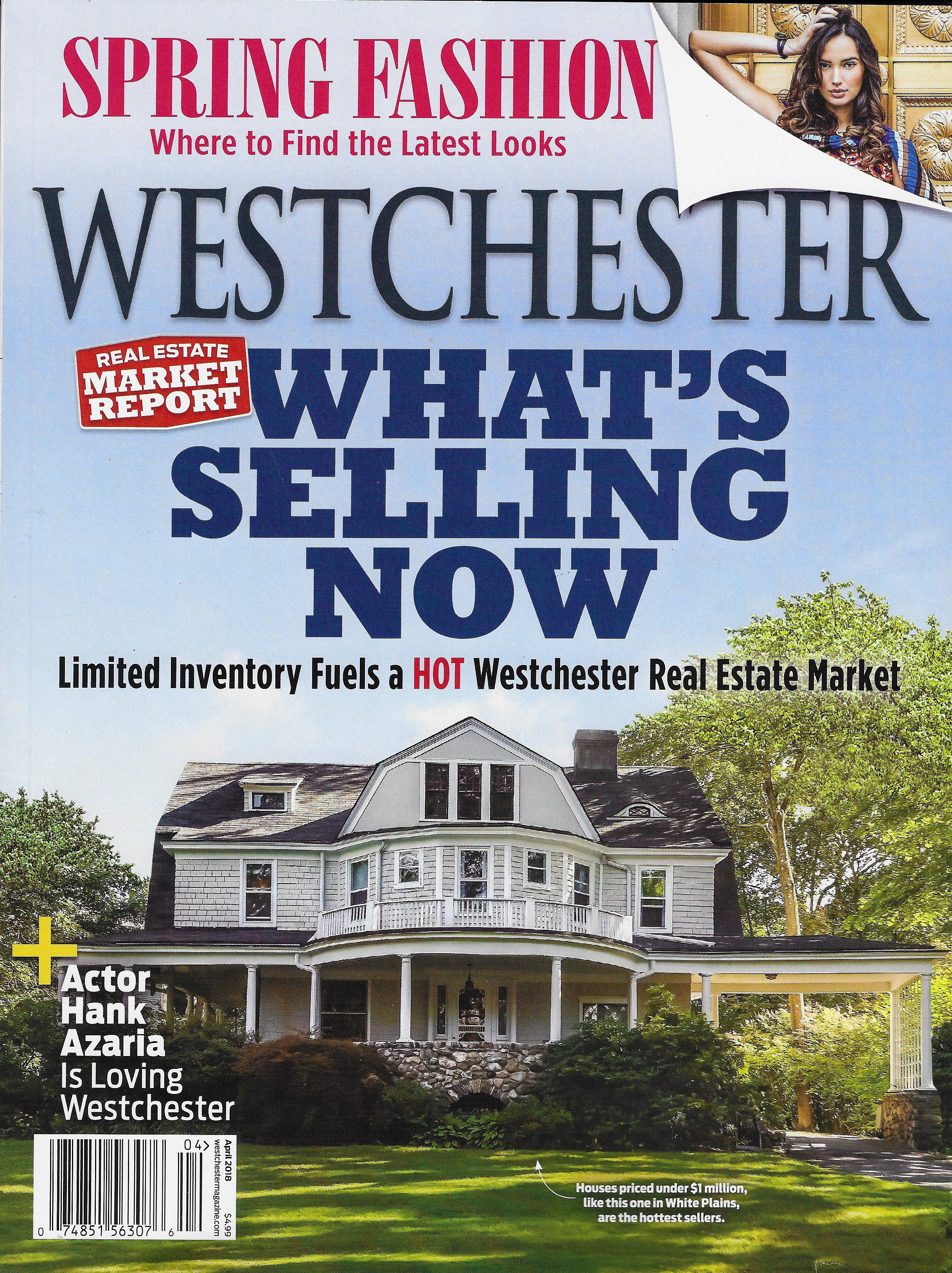 Westchester Home - April 2018