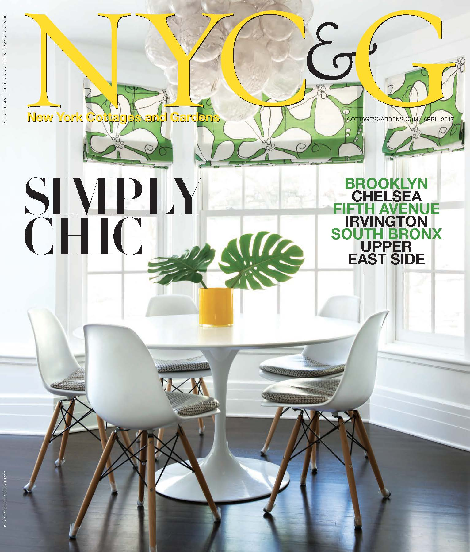 COVER - NYC&G - April 2017