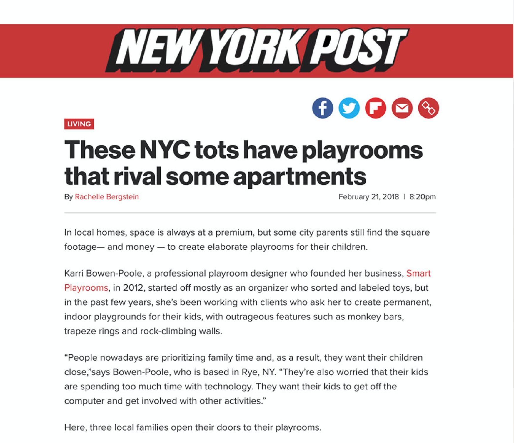 New York Post - Feb 2018