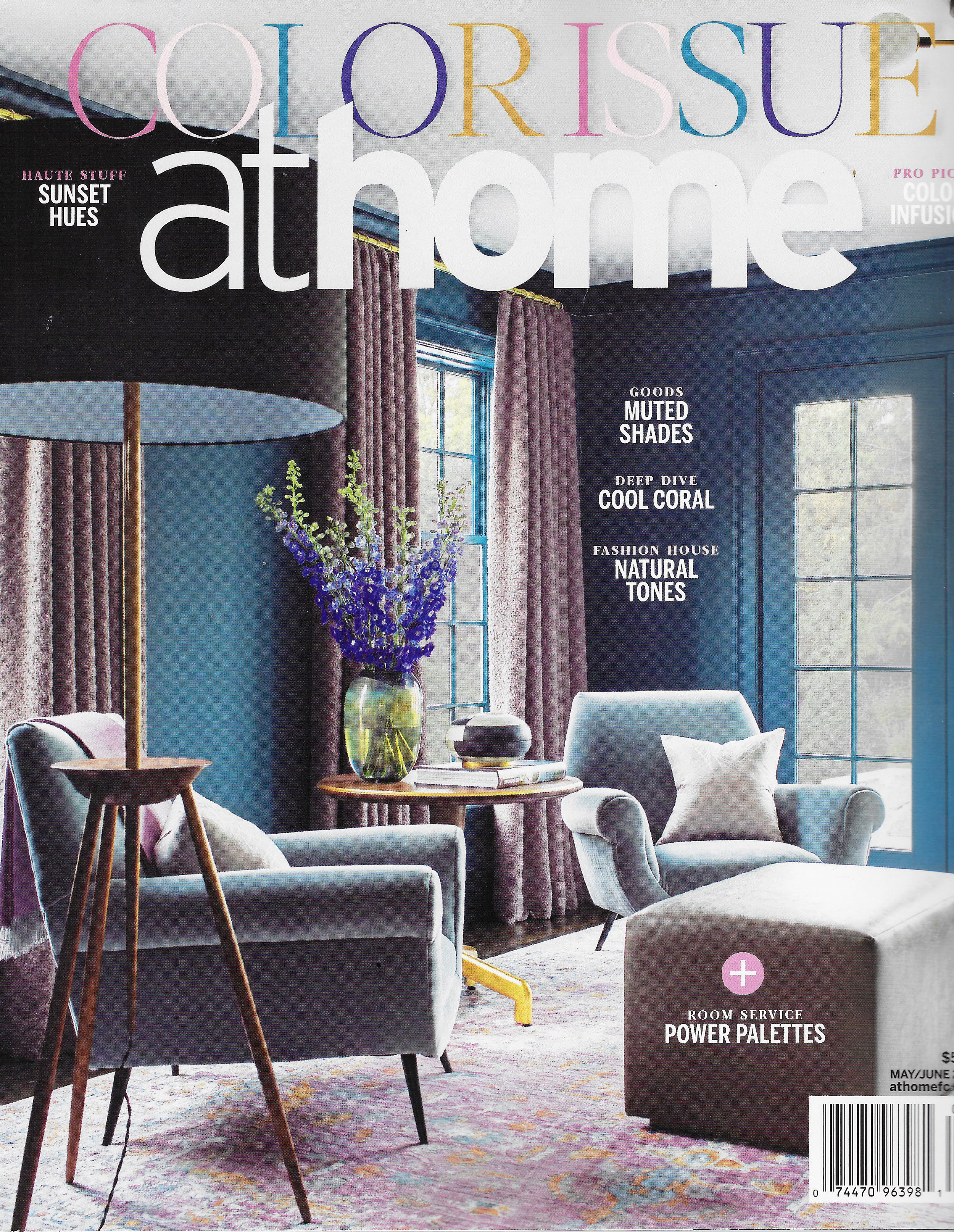 At Home - May 2019