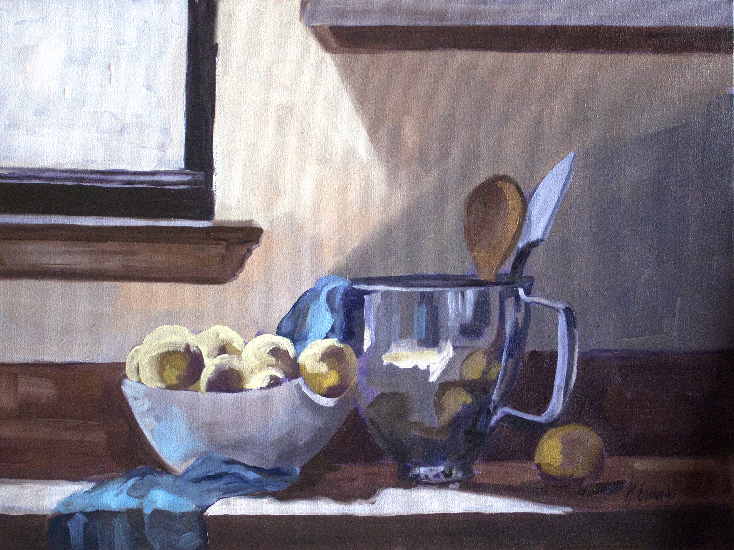 Lemons and Light - 18