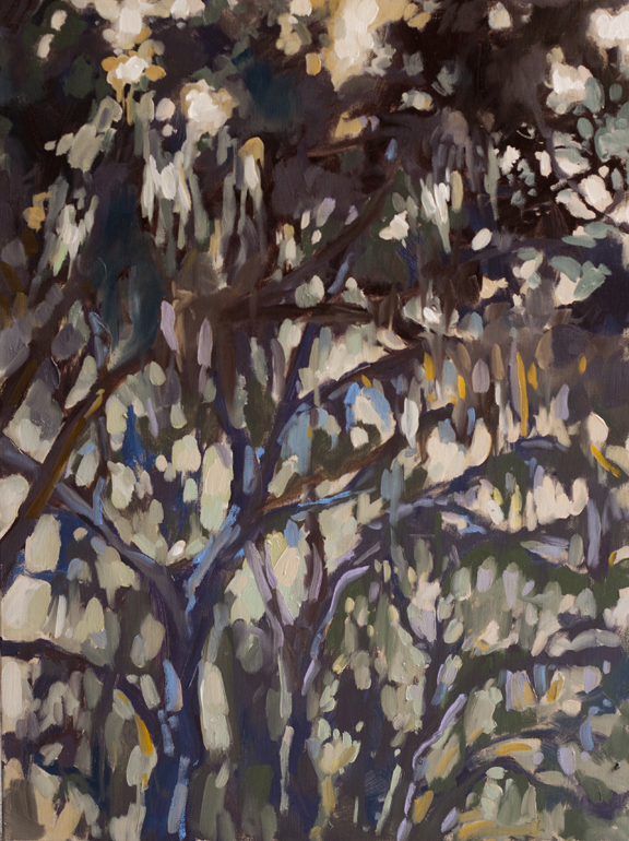 """Undulate, 24""""x18"""" oil on canvas (SOLD)"""